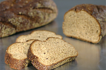 100% Stone Ground Wheat 12 Grain Bread