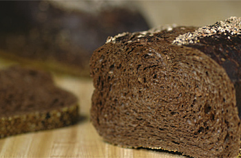 Black Russian Pumpernickel Bread