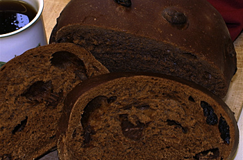 Death by Chocolate Bread