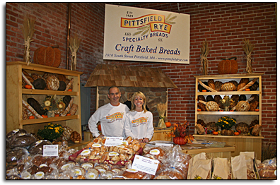 Pittsfield Rye and Specialty Breads Company - at The Big E
