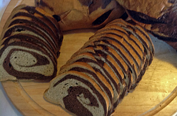 Marble Rye Pumpernickel Bread Nutritional Info Nutrition